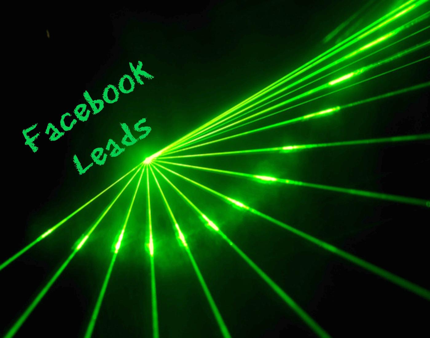 Facebook Laser Leads