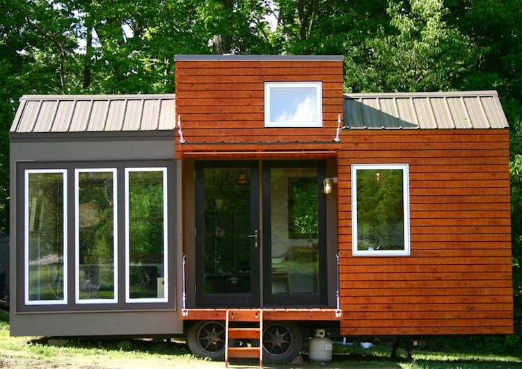 Modern Tiny House | Coreylfranklin.Com