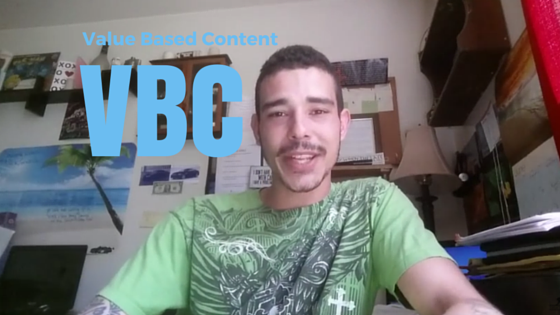Value Based Content